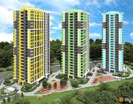 "Residential complex ""Akadem-Kvartal"""